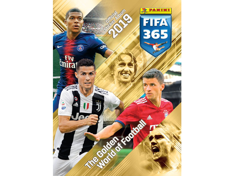 1cdf24cc0 Panini FIFA 365 2019 Stickers Collection – Stickers collection maroc